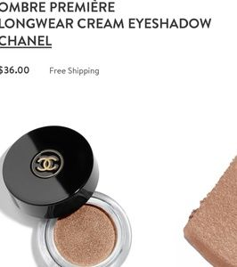 Chanel ombre cream shadow 802 undertone
